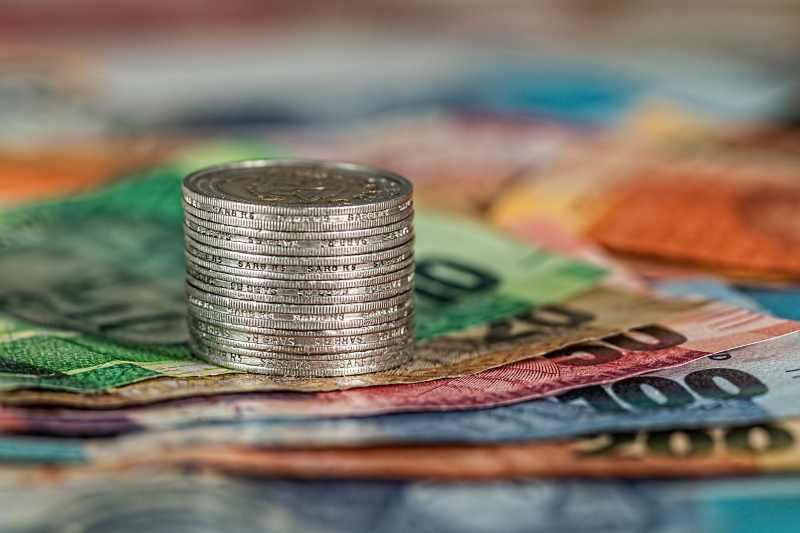 Euro in monete e banconote